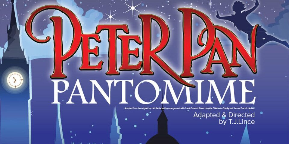 You're Invited to the Ultimate Pantomime Adventure with Peter Pan at